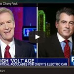 Has h*ll frozen over?  Fox News loves the Chevy Volt?