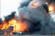 Greely CO wastewater injection site explosions