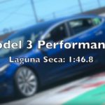 Cameron Rogers retakes Laguna Seca electric car laptime record with Tesla Model 3 Performance