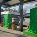 First gasoline station in the USA switches to 100% electric vehicle charging