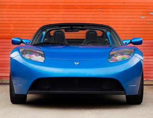 Tesla Model Roadster