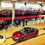 Tesla Motors to reach 120,000 cars per year production in 2016