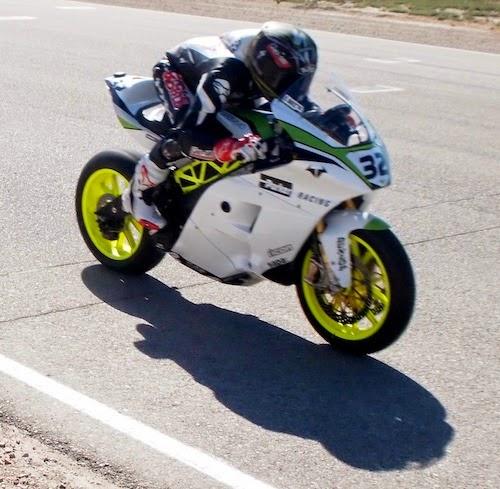 Steve Atlas, Brammo Motorcycles on Empulse RR