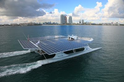 Tesla Solar Panels Cost >> If container ships were fully electric, and zero emissions, would we stop complaining about ...