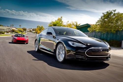 Tesla Model S, Roadster