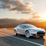 Tesla Motors 7.1 software update a baby step to… an autonomous robotaxi service?