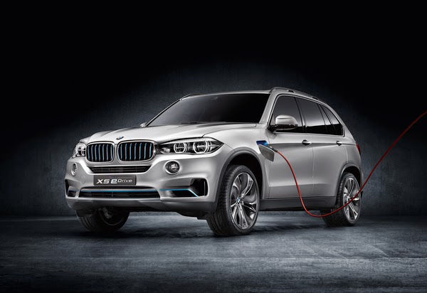 Bmw plug in hybrid suv