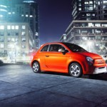 """Road & Track names Fiat's compliance car, the 500e, """"Best Electric Car of 2013"""""""