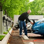 Employers tough choice over providing charging to employees who own electric cars