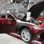 Tesla Motors almost doubling Model S manufacturing capacity for sales in Europe and Asia