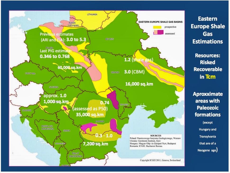 shale-gas-eastern-europe