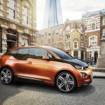 BMW i3 is a preview of BMW's electrified lightweight carbon-fiber future