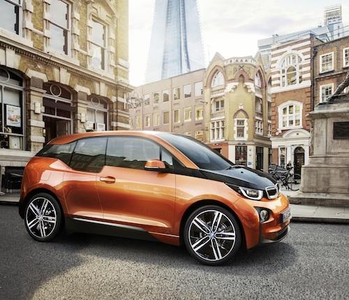 Bmw I3: BMW I3 Is A Preview Of BMW's Electrified Lightweight