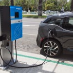 BMW shows smallest, and lowest cost, DC Fast Charging station at PlugIn 2014