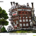 Are coal powered electric cars better than gasoline cars?  Depends on the electricity source