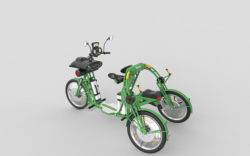 Johansen3 Cargo Trike