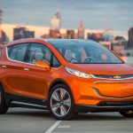 Chevy Bolt gives GM a chance to beat Tesla in the electric vehicle marketplace