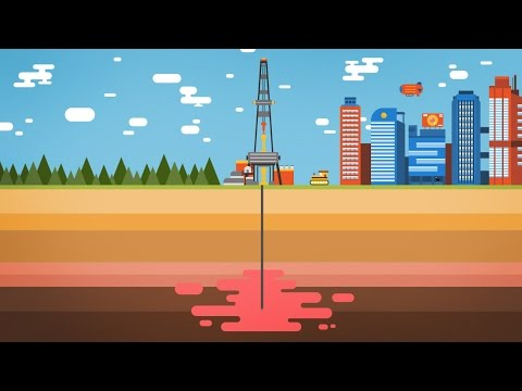 Hydraulic Fracturing – explained – in a neat video