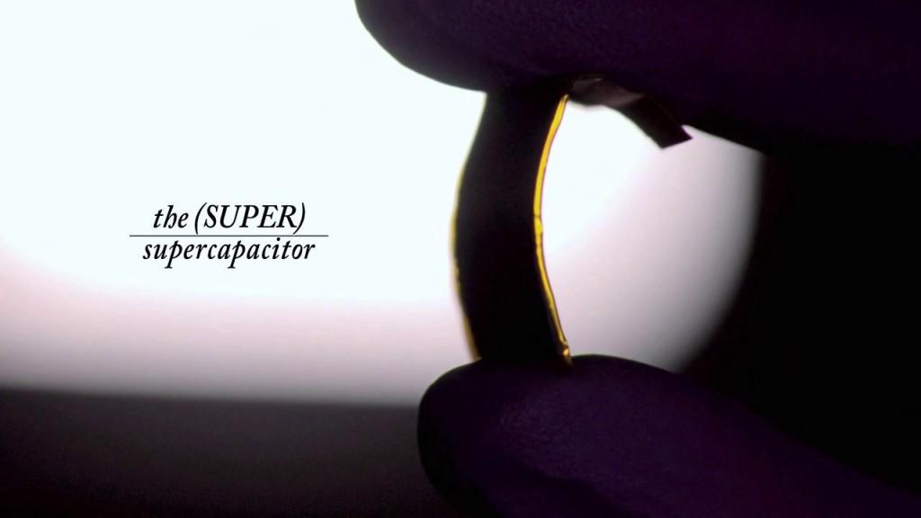 The Super Supercapacitor | Graphene Supercapacitors