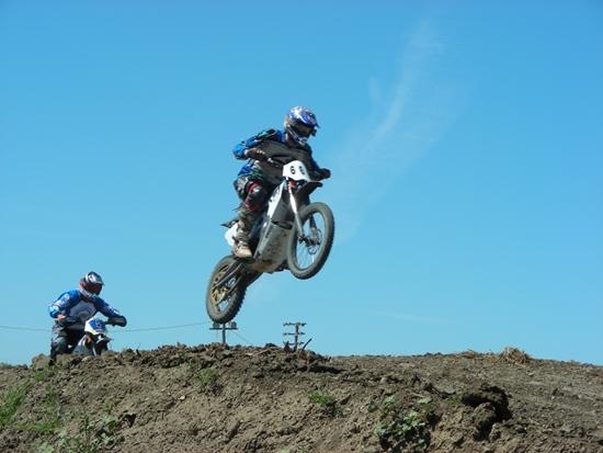 2009, Zero Motorcycles 24 Hours of Electricross