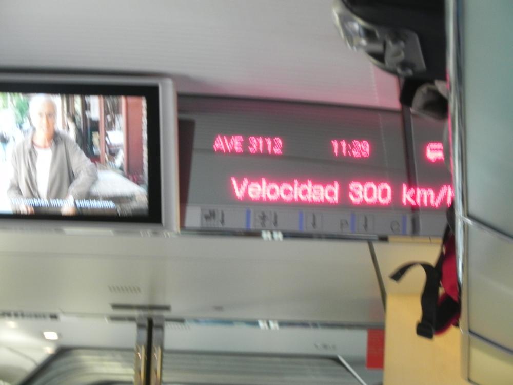High Speed Rail in Spain