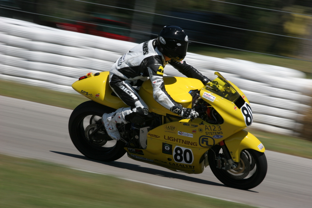 2010 TTXGP Mosport, Lightning Motorcycles