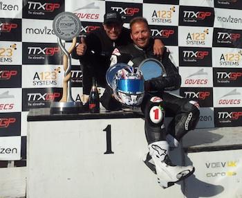 2011, TTXGP Europe Final, Meunch-Wins