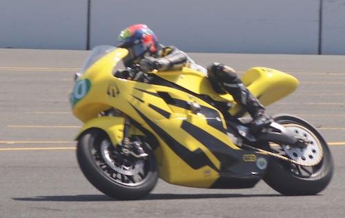 2012 TTXGP, Infineon Raceway, Lightning Motorcycles