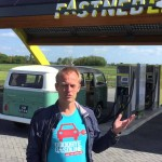 CHAdeMO for DIY EV: Fastcharging an Oldtimer DIY EV Conversion REBBL VW T2 at Fastned