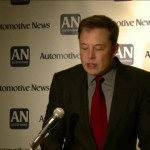 Elon Musk press conference at 2015 NAIAS – fuel cells are dumb, sales growth, Model X, Gigafactory, Supercharger, patents