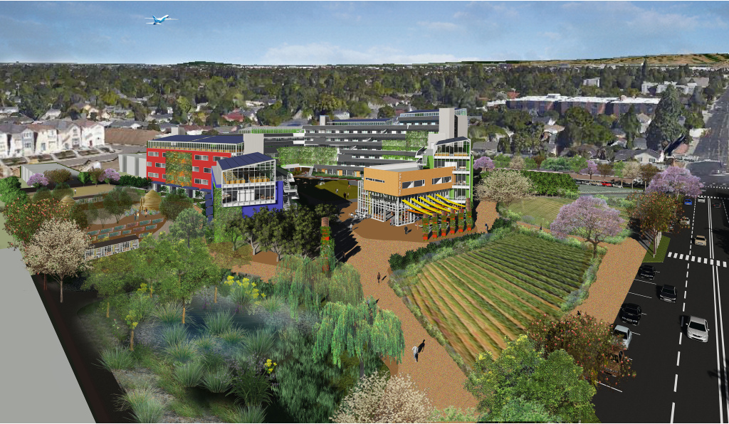 The 6 Acre Senior Housing Agrihood Plan In Silicon Valley That Could Increase Livability In The