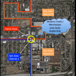 New development at Santana Row, San Jose, will worsen traffic, no plan for integrating transit