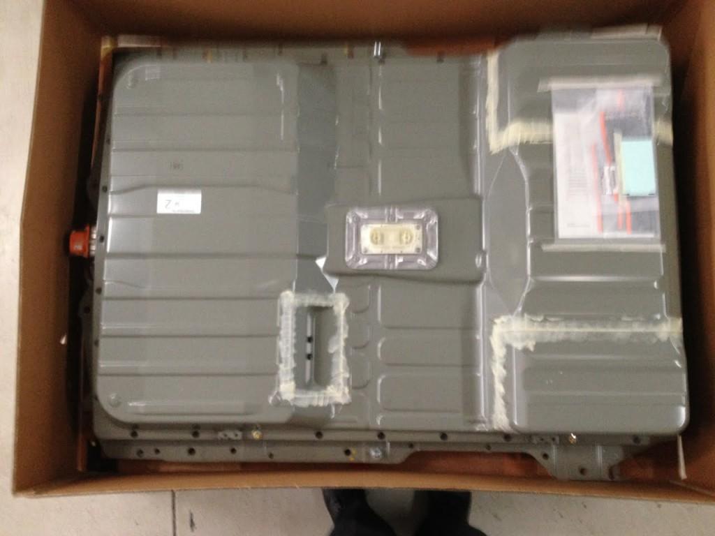 Nissan Leaf Battery Swap Replaced Under Warranty