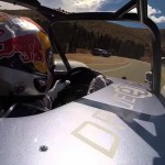 Video of Rhys Millen @ 2015 Pikes Peak Hill Climb — First EV to win outright