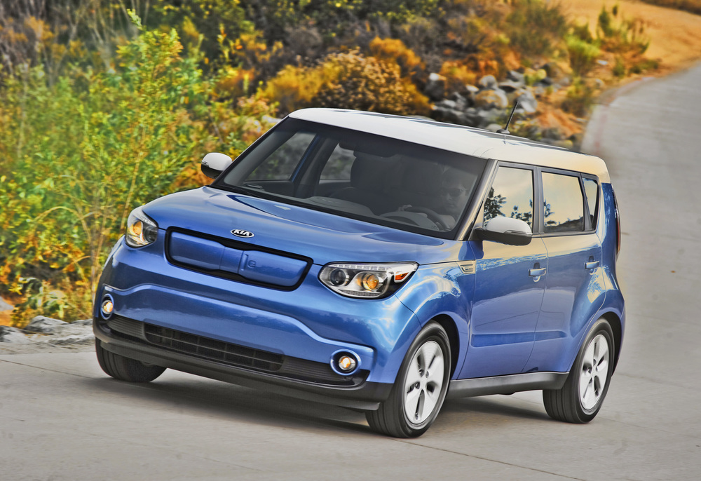 2016 kia soul ev pricing msrp the long tail pipe. Black Bedroom Furniture Sets. Home Design Ideas