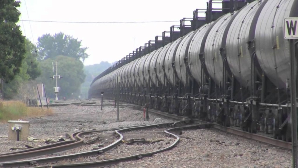 Bakken Oil Train