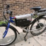 Electric bicycles are an easy to build, low cost, green transportation choice