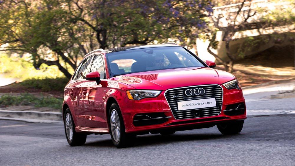 Audi America Announces Pricing For Electrified 2016 A3 Sportback E Tron