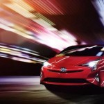 Pictures of the 2016 Toyota Prius and 2016 Toyota Prius v