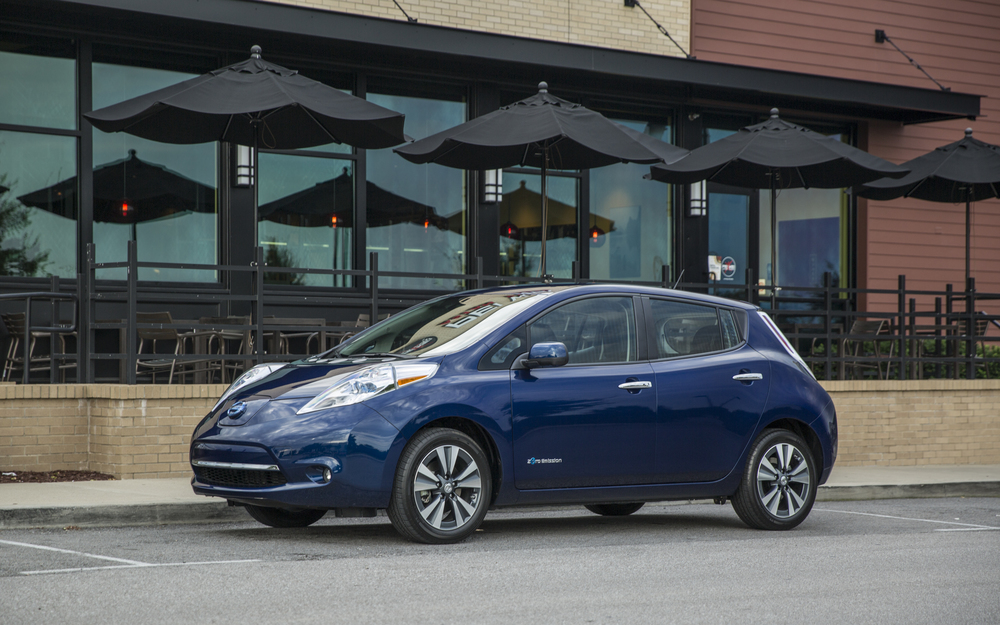 2016 Nissan Leaf Specifications From The Press Kit