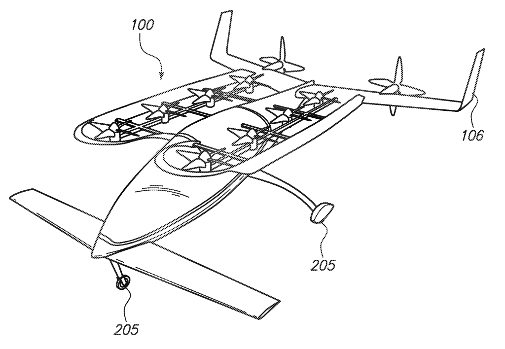 Google Connected Company Zee Aero Designing Electric Flying Cars