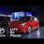 All-New 2016 Toyota Prius World Premiere Event | Toyota
