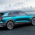 More details on Audi e-Tron Quattro concept electric car – still not a Tesla Killer
