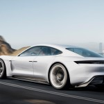 Porsche shows off its supposed Tesla Killer, the Mission E electric sports car