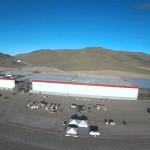 Tesla Gigafactory – Drone fly over – September 2015