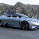 Nissan IDS Concept car may be preview of 2018 Leaf with 60 kWh pack and 300ish mile range