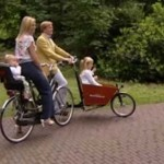 Netherlands Royal Family have been avid cyclists for years