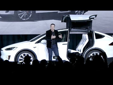 Tesla Model X launch – first deliveries to paying customers – Sept 29, 2015