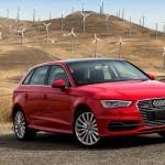 2016 Audi A3 e-tron Sportback pictures