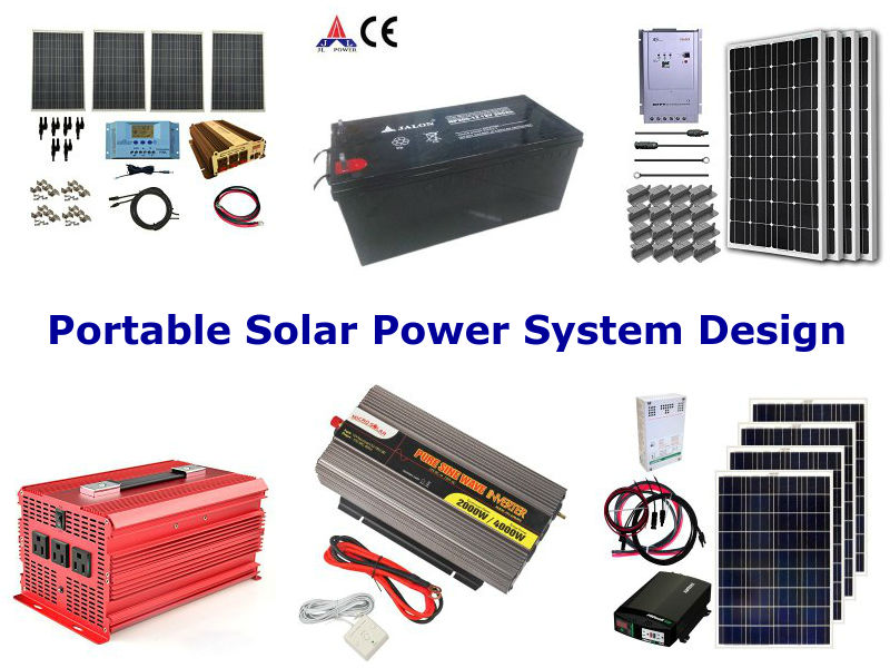 Portable Solar Panels Home Use - Solar Panel